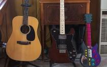Способы изготовления самодельных подставок для гитары