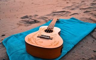 Дека гитары: устройство и функции