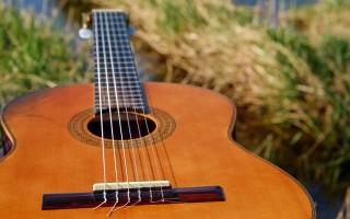Для чего нужен акустической гитаре пьезодатчик?