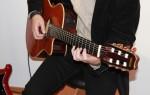 Как зажимать аккорды на гитаре